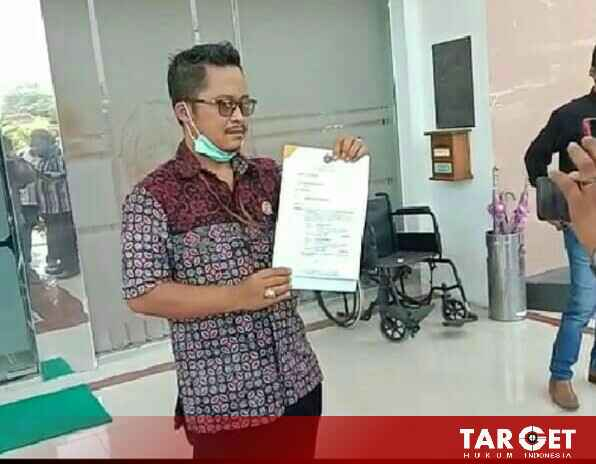 Tiga Tahun Tower Telkom Bermasalah di Lahan Rusdi, Dilaporkan ke Pengadilan Negeri Pati