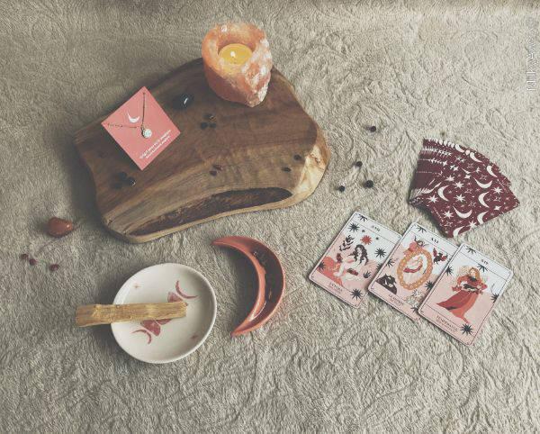 Accessoires de la My Little Box Nouvelle Lune du mois de février