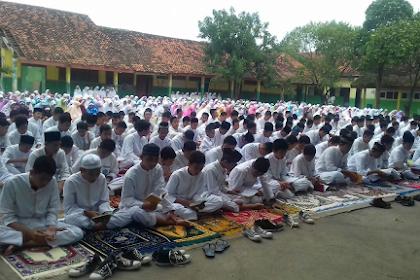 """Juara Harapan 2 Lomba Menulis Artikel Untuk Guru Indonesia """"Pembiasaan Religius Di SMP Negeri 1 Kanor"""""""