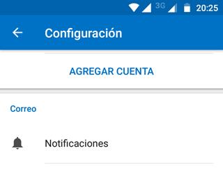 Como configurar las notificaciones [Correo Outlook movil]
