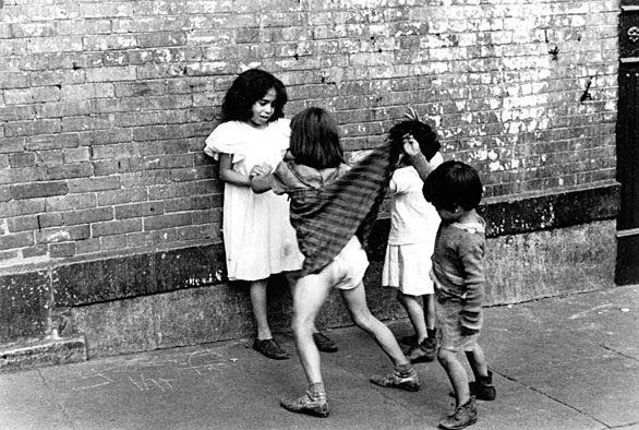 Fotografiarte Helen Levitt Calles
