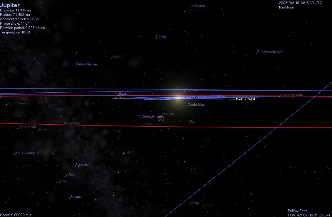 inner planets orbit model labeled - photo #2