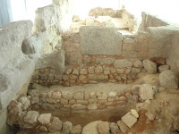 Muralla púnica. Muralla cartaginesa. Cartagena. Qart Hadasht. Murcia