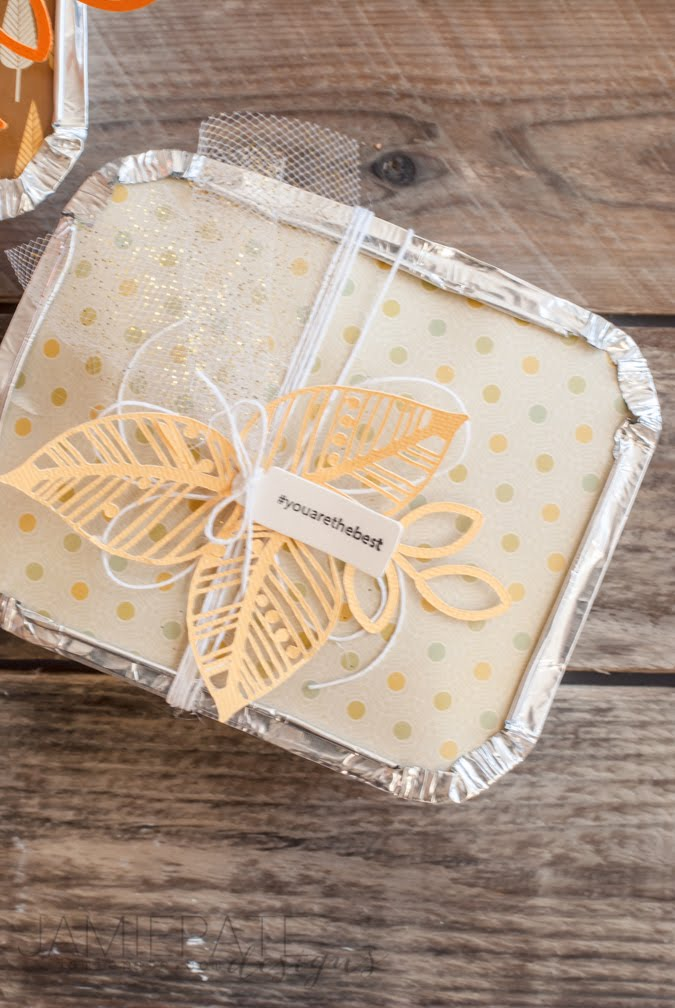 American Crafts Homemade With Love Treat Tins by Jamie Pate  | @jamiepate for @americancrafts