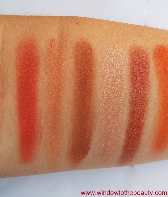 Revolution  Reloaded Newtrals 2 swatches