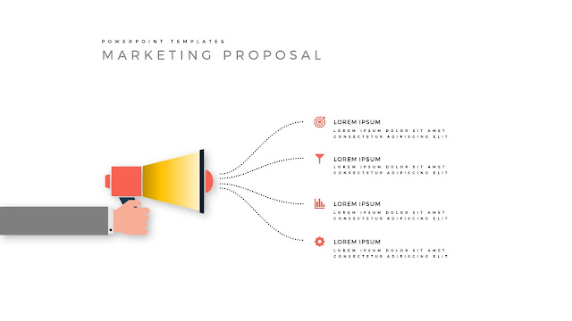 Marketing Proposal using Megaphone for PowerPoint Templates Slide 4