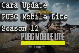 Cara Update PUBG Mobile Lite Season 12 1