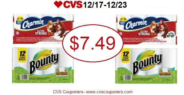 http://www.cvscouponers.com/2017/12/hot-pay-749-for-bounty-paper-towels-12.html