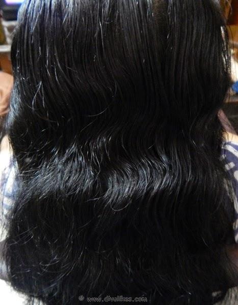 Loreal ebony black hair color