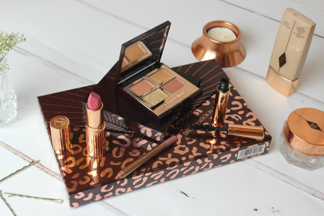 Charlotte Tilbury Dreamy Look in a Clutch Kit