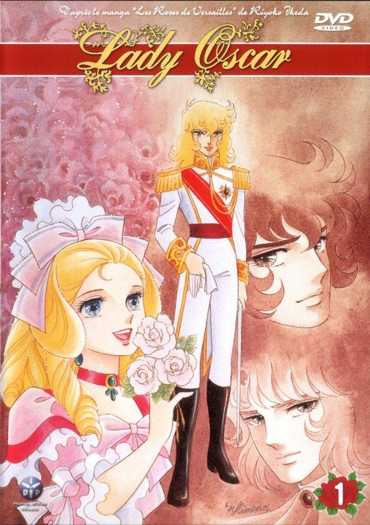 Lady Oscar: La Rosa de Versalles |40/40| |Latino| |DVD Ligero 480p| |120 MB| |Mega 1 Link|