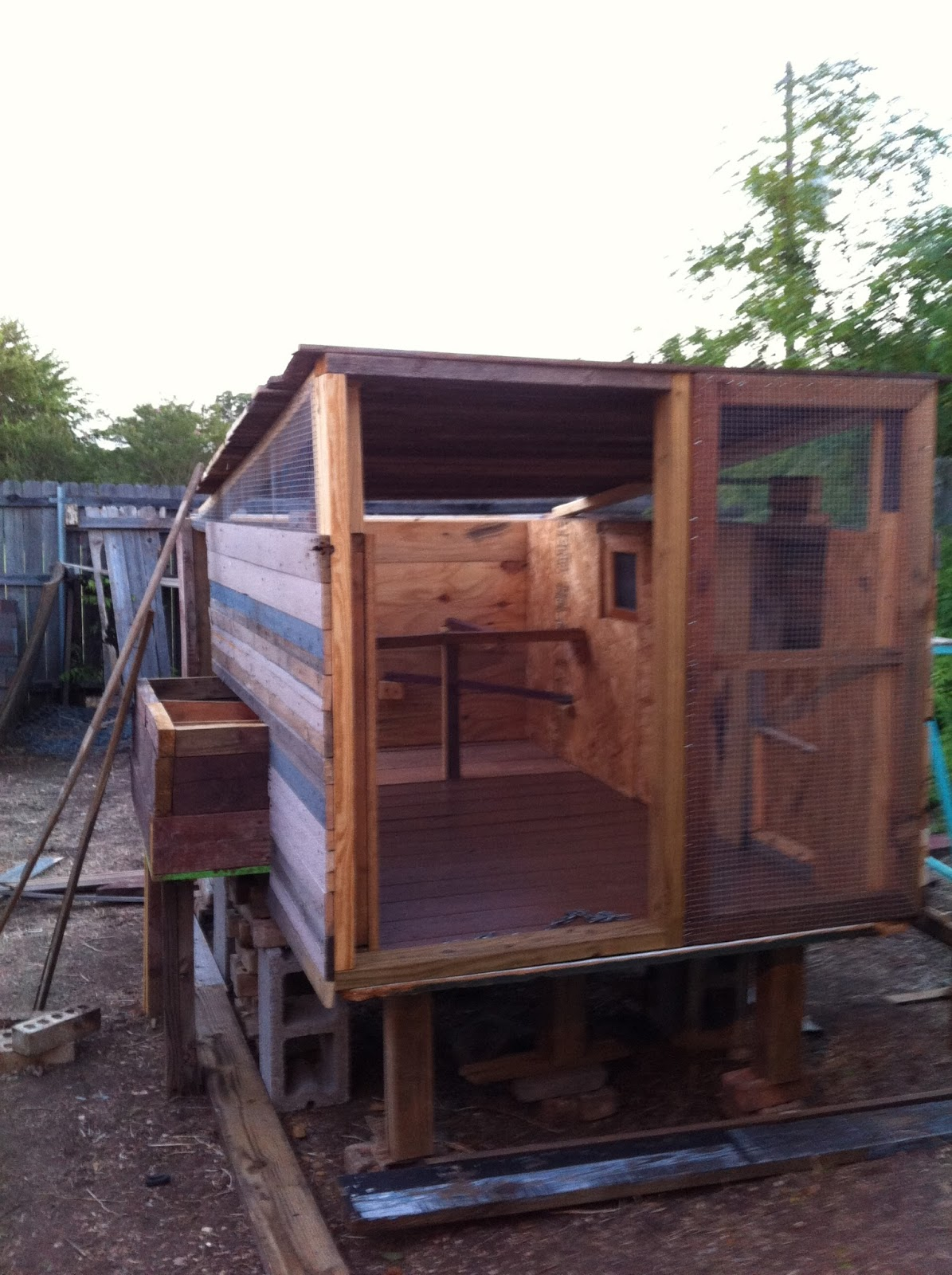 Making Home Our Cheap Blueprint Less Diy Chicken Coop