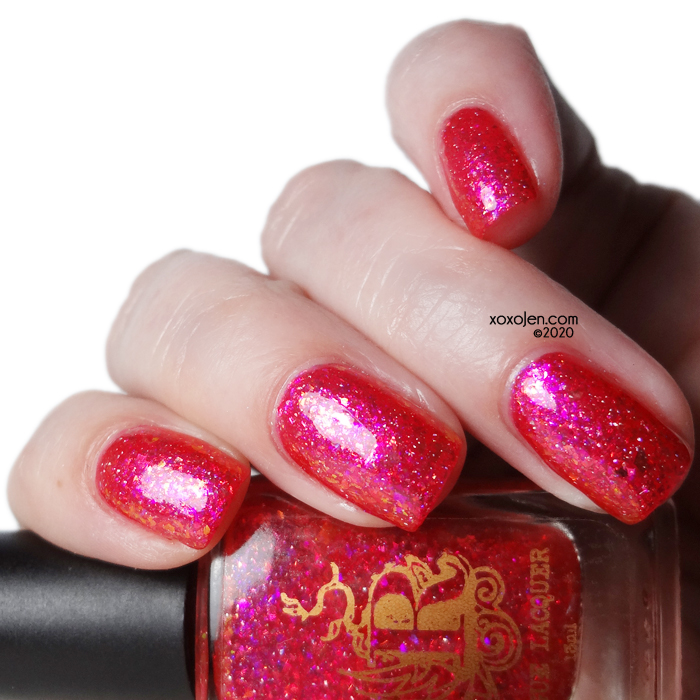 xoxoJen's swatch of Rogue Lacquer Persian Nights