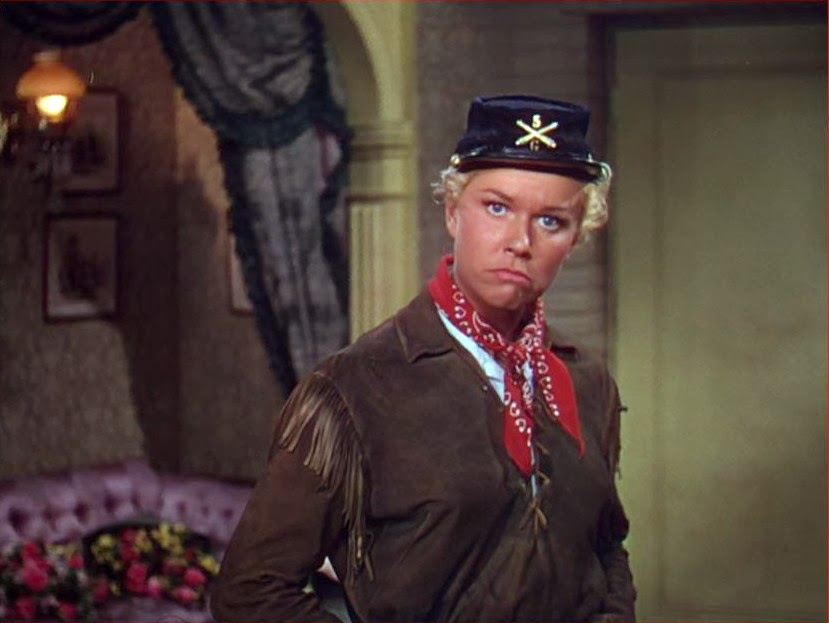 Image result for calamity jane 1953 movie