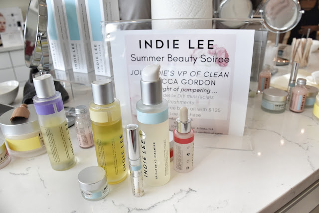 Going Green with Our Beauty Routine with Indie Lee Eco-Chic Beauty Products at AILLEA  via  www.productreviewmom.com