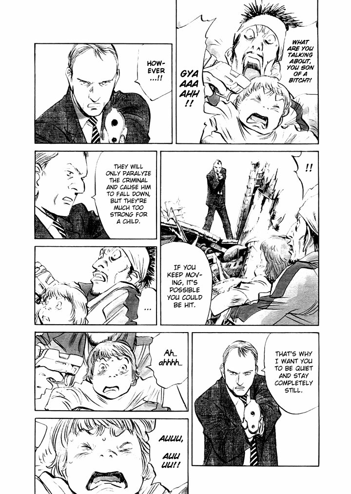 Page 8, Act 63: A Wish to the Stars from Naoki Urasawa's Pluto Volume 8