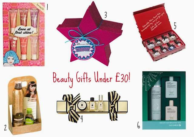 Beauty Gifts Under £30 | Countdown To Christmas!
