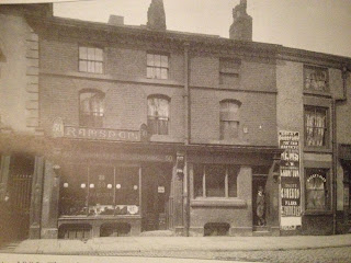 Volunteer Inn Bradshawgate Bolton