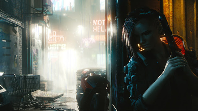 "Cyberpunk 2077 ""V"" Wallpaper Engine"
