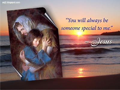 you are special from God