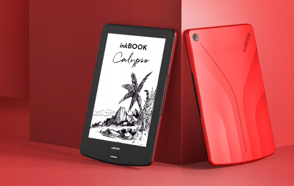 czytnik ebooków inkbook calypso plus recenzja test opinie