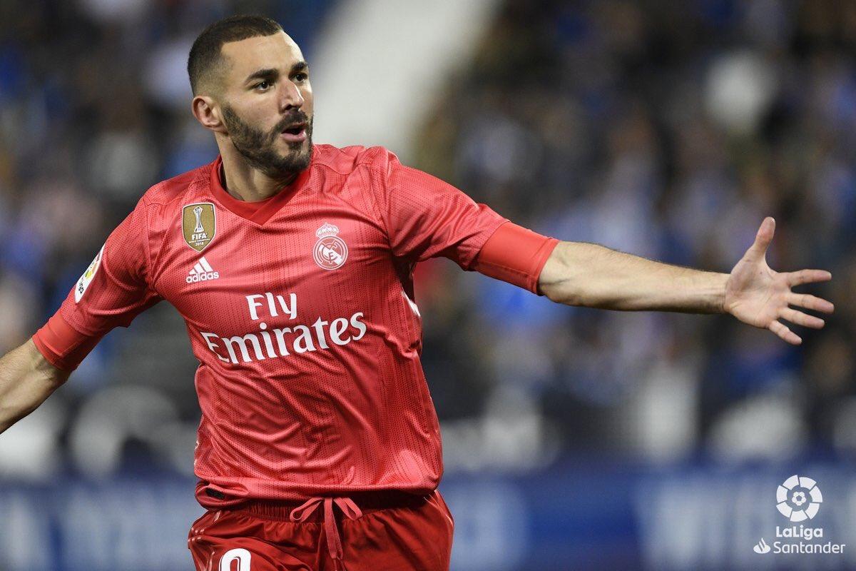 ريال مدريد يكتفي بالتعادل مع ليجانيس في الليجا