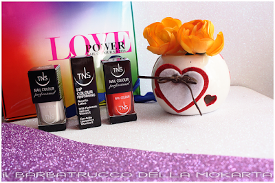Love Power Collection - TNS Cosmetics
