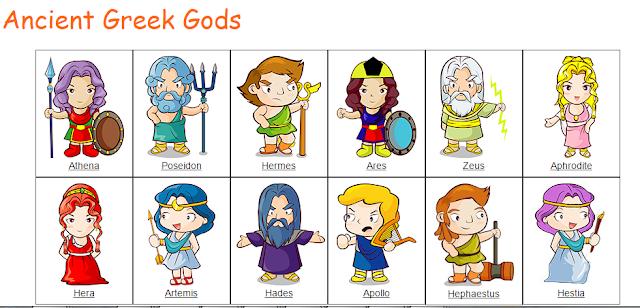 Homework help greek gods