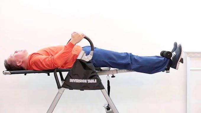 Лечение грыжи Инверсионный стол