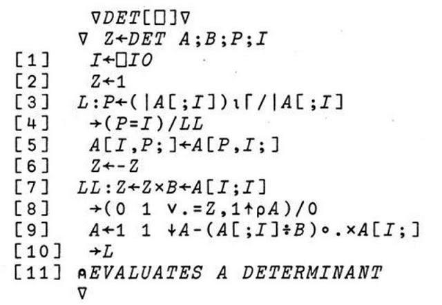 bahasa pemrograman apl