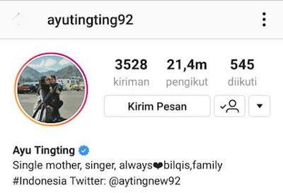 Follower Instagram Terbanyak Di Indonesia Terbaru