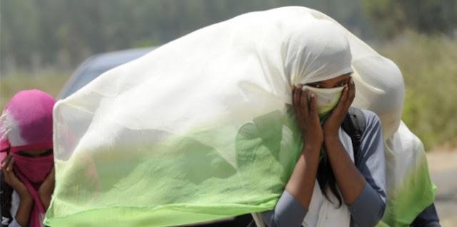 கொதிக்கும் தெலங்கானா: வெயிலுக்கு 161 பேர் பலி