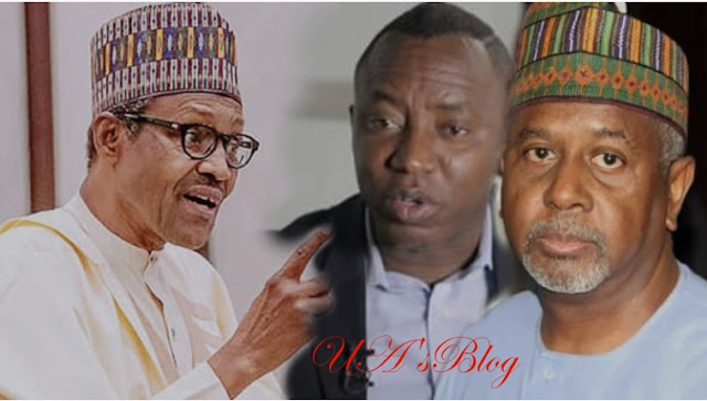 How A Powerful U.S Official Brokered Deal To Free Dasuki And Sowore