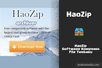 Haozip, Software Kompress File Terbaru dari Negeri Tirai Bambu