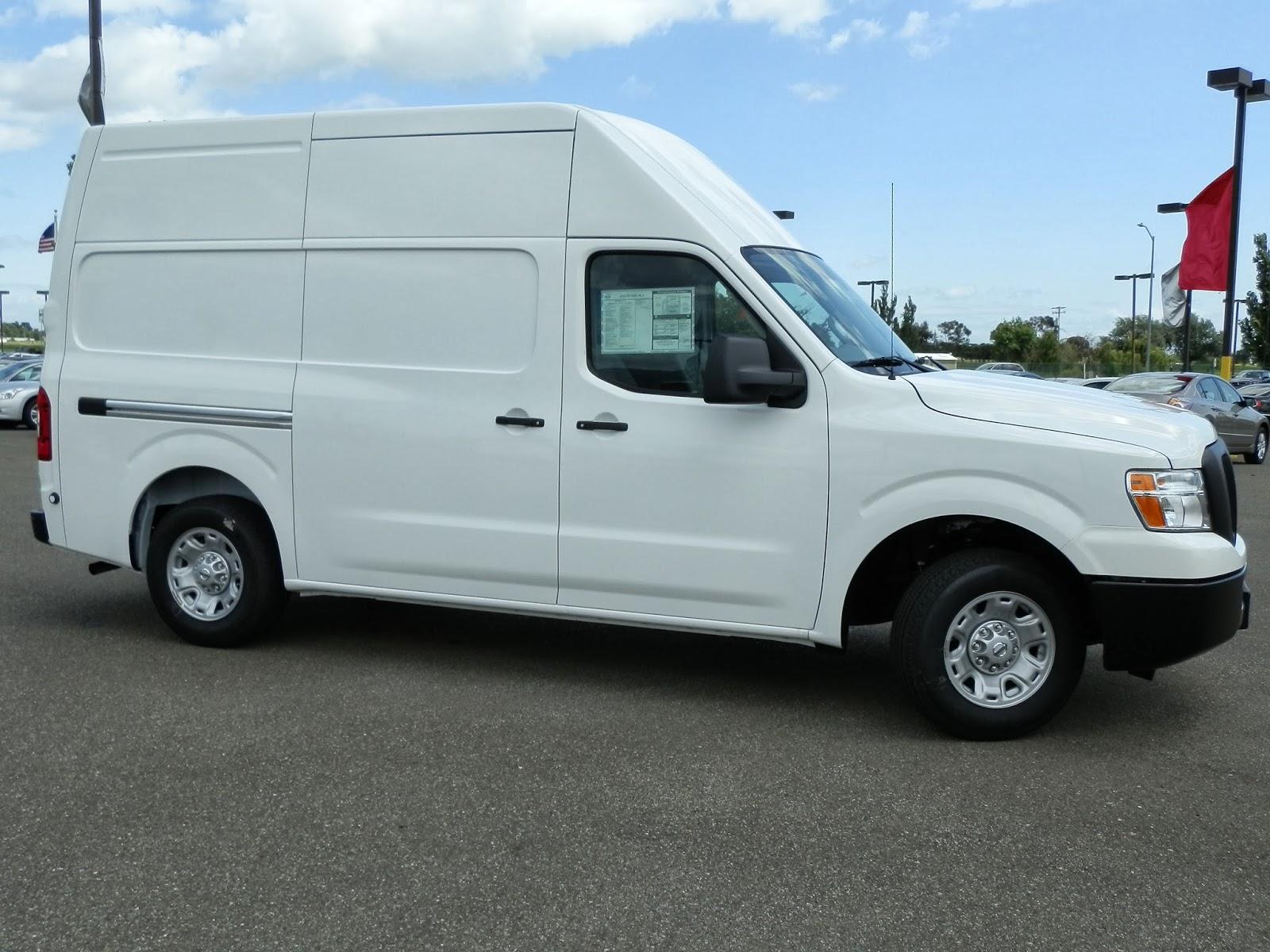 Nissan Of Elk Grove >> Vacaville Nissan Fleet: Vacaville Nissan NV Cargo Van of the Week