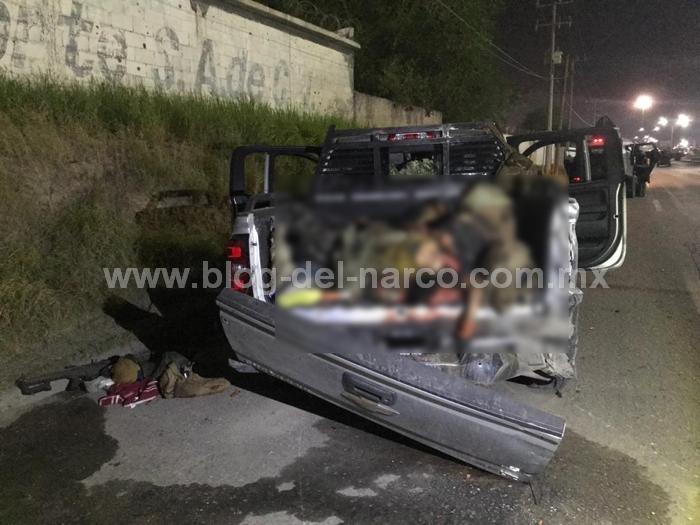 12 la cifra de Sicarios de La Tropa del Infierno del CDN abatidos tras emboscar a Soldados en Nuevo Laredo; Tamaulipas
