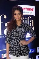 Ritika Singh in Black Printed Shirt and White Leggings at IIFA Utsavam Awards press meet 27th March 2017 08.JPG
