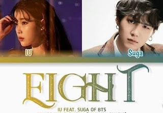 Lirik Lagu EIGHT IUxSUGA BTS Serta Terjemahan Indonesia