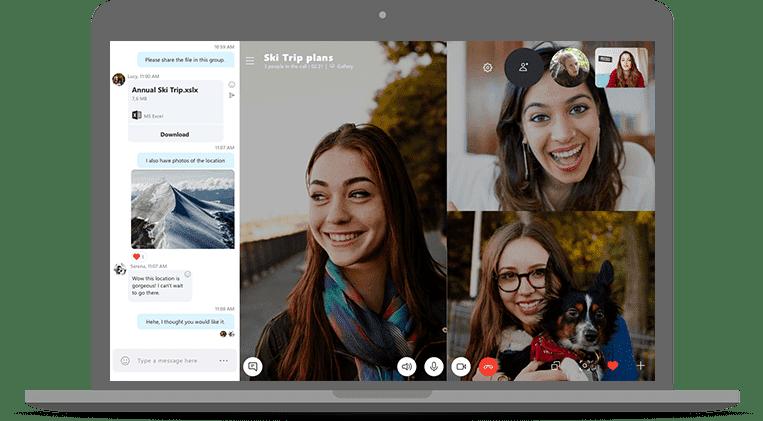 Interessanti novità disponibili nell'ultima versione di Skype Preview