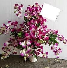jual bunga hias
