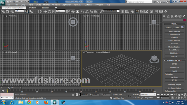 3Ds Max 2010 Full Version
