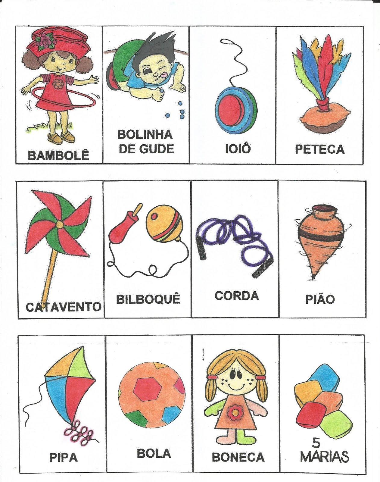 Brinquedo | Evolução Histórica dos Brinquedos