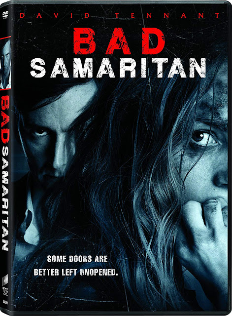 Bad Samaritan released on DVD and Blu-ray in the US today