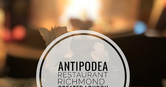 Antipodea Restaurant, Richmond