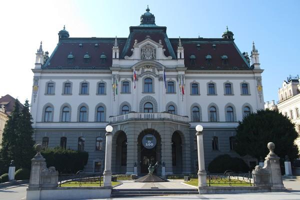 ljubljana place congrès Kongresni Trg