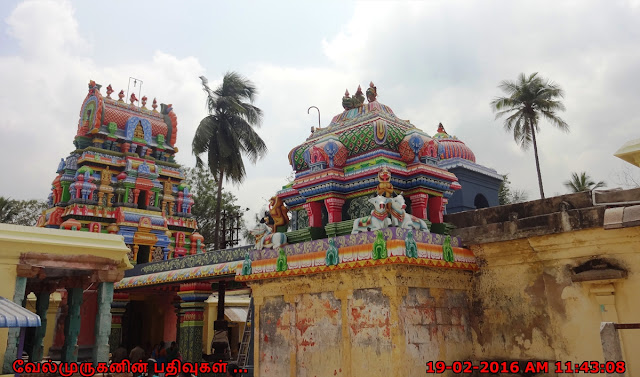 Garbarakshambigai Temple in Thirukarukavoor