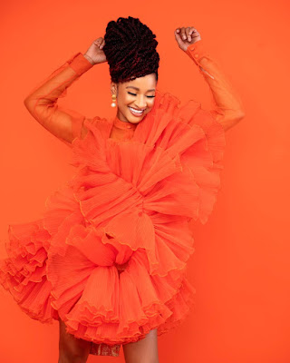 Adesua Etomi fashion and style looks latest