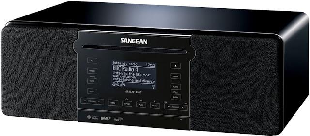 Обзор радиоприемника Sangean DDR-62