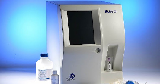 Erba Elite 5: Hematology analyzer