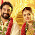 Malayalam Actress Bhavana Married Naveen at Thrissur
